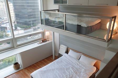 [NEW] Myeong-dong / Portable WiFi Duplex StudioM - Jongno-gu - Appartamento