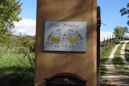 """""""Twin Gorello"""" -Villino Millelire (Rif. 3/3) - Villa"""