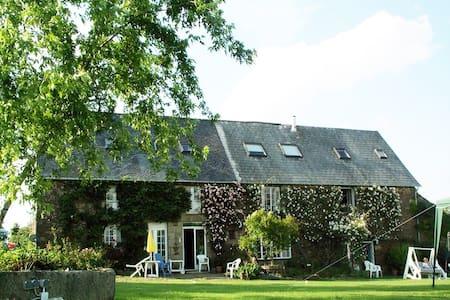 La Plissonnais - tranquil 17th century farmhouse - Les Loges-Marchis - Haus
