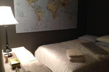 1 furnished room in Private House - Denville - Haus