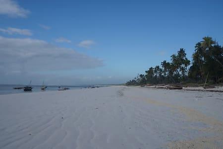 Zanzibar Keys Bungalows - Matemwe - Bed & Breakfast