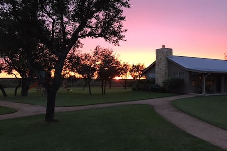 The Lodge at Keystone Ranch - Pearsall - Maison