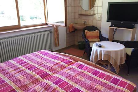 Gemütliches Zimmer im Grünen - Oberwolfach - Casa