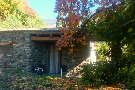 C. Alpujarras, chimney, walks,  - Pampaneira - Haus