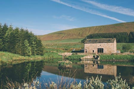 'The Lakehouse' at Laythams - Slaidburn - Casa
