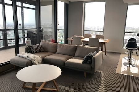 24th floor two bedroom apartment in zetland - Zetland