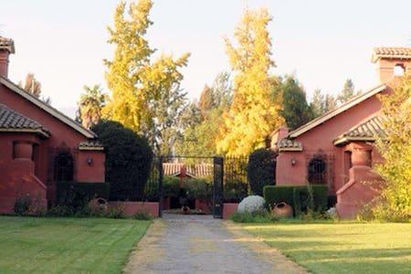Habitacion en hacienda de Los Andes, Chile - Huis