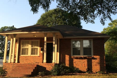 All Brick 2br/1ba Home with a Great Location - Rome - Hus