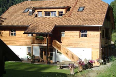 Winnewieser farmhouse - app.birch - Vandoies