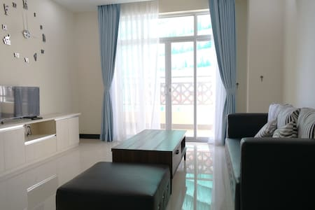 Two Beds Serviced Apartment in Sensok Town 永樂城 - Phnom Penh - Pis