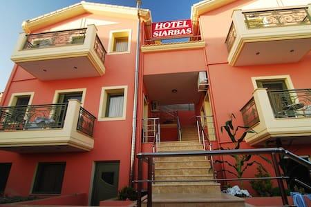 Τρίκλινο δωμάτιο - Vrachos - Apartment