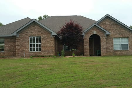 County living home on 2 acres - Guntown - Hus