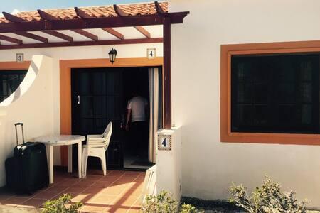 Coastal bungalow , caleta de fusta , Feurteventura - Bungalow