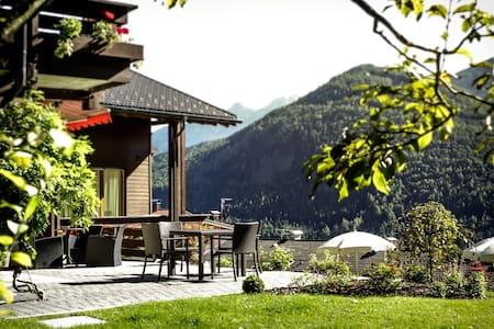 Beautiful alpin apartment with wellness area - Percha - Appartamento