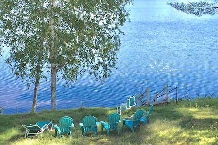 Brand new lakeside 3 bedroom home - Buxton - Casa