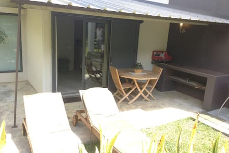 Awesome quiet studio in Lagaulette ,near Le Morne - Coteau Raffin - Apartment