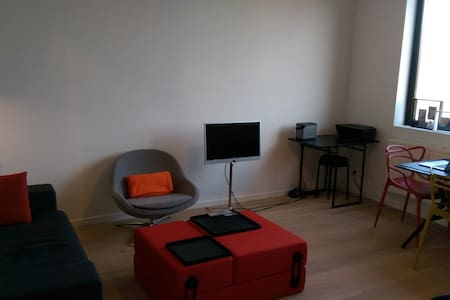 Cosy apartment close to the park - Antwerpen - Apartmen