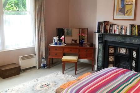 Cosy room in sunny Victorian house. - Bristol - House