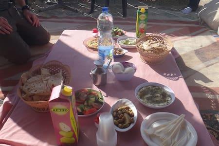 Yahala Camp Salm - Sde Boker - Tienda de campaña