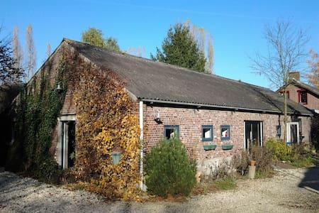 Ruime woning platteland Limburg - Huis
