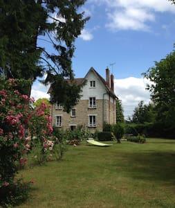 Toutevoie / Gouvieux - Hus