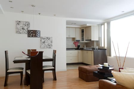 Modern suite in the best place - Apartamento