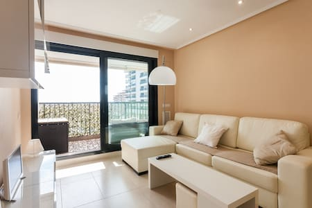 Apartamento en Playa Patacona - Apartment