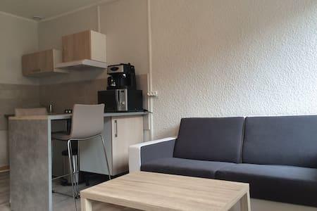 bright studio Vals les Bains - Apartment