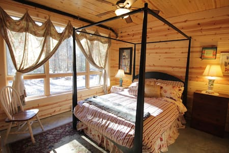 Poplar Creek Farm  - Queen Room - Green Mountain - House