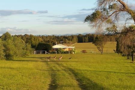 Summerfield, Lovedale, Hunter Valley - Rothbury - Hus
