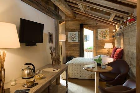 Chambre confort - Saint-Martin-de-Belleville