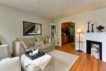 Beautiful 3 level town home in Del Ray Alexandria - Řadový dům