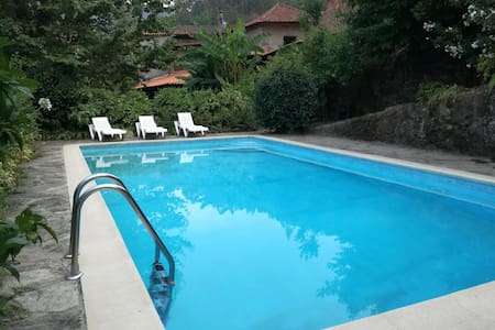 5Geres Park Luxury House 4Pax - Huoneisto