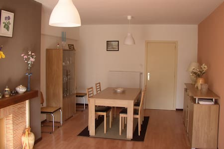 Appartement 2 chambres spacieux et lumineux - Wohnung