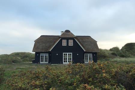 Nybygget klassisk Blåvandshus - Cabanya