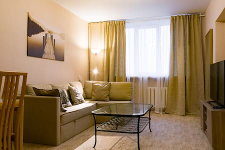 "Apartment Oka ""Выше радуги"" - Apartamento"
