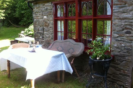 Quirky Llittle Stone House - Llangolman - Other