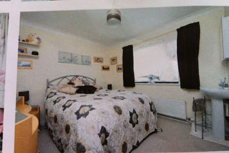 bungalow in east Challow wantage ox - East Challow - Bed & Breakfast