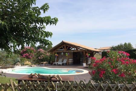 Maison au coeur du vignoble frontonnais - Fronton - Huis