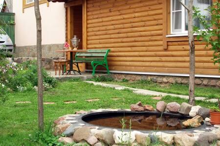 Гостевой домик для двоих - House
