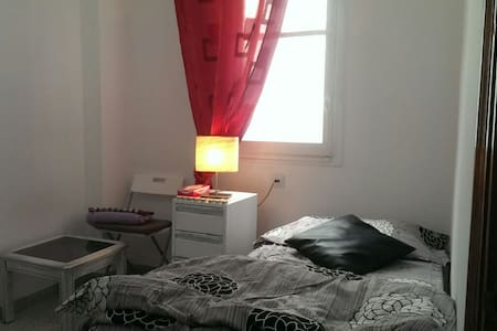 Privte room , good location - Appartement