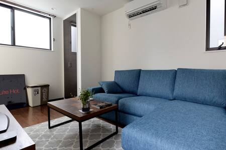 New Ebisu Hiroo 3BR 75sq mtr House w/ Rooftop Deck - House