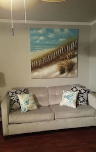 Beautifully furnished beach condo! - Corpus Christi - Villa