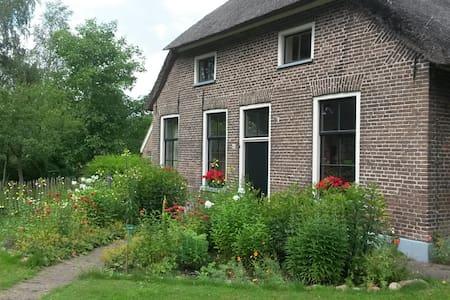 Sfeervol verblijf in Dwingeloo - Ház