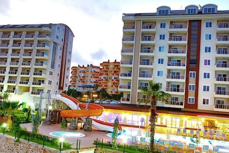 Apartments 1+1  ORION HILL Авсаллар - Byt