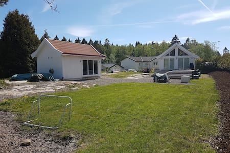 Charming little house in sunny surroundings - Tjøme