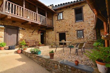 Casa Rural El Nido. El Bierzo (León) *** - Casa