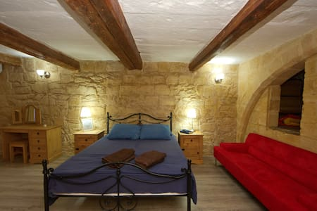 Knight age apartment in Birgu - Apartamento