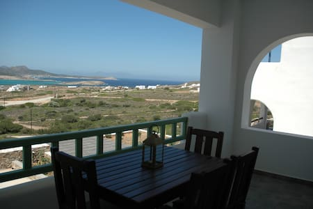 St. George Antiparos Guesthouse G1 - Daire