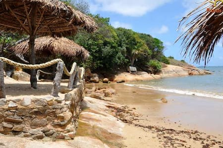 Casa de Praia no Paraíso - House